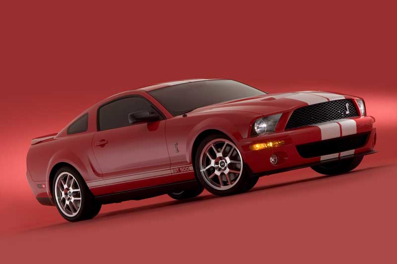2007 Ford Shelby Cobra GT500