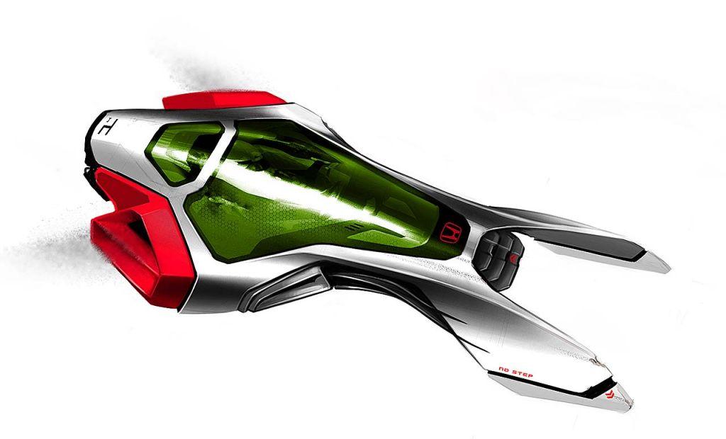 2007 Honda 124 Concept