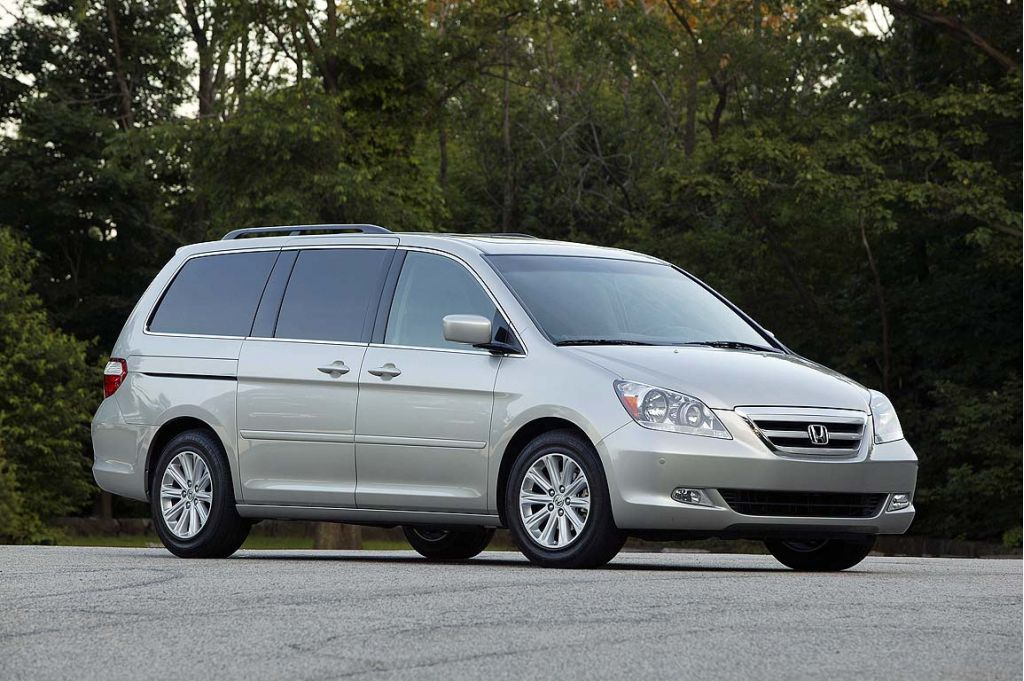 2005 2007 acura rl honda odyssey recalled for brake leaks. Black Bedroom Furniture Sets. Home Design Ideas