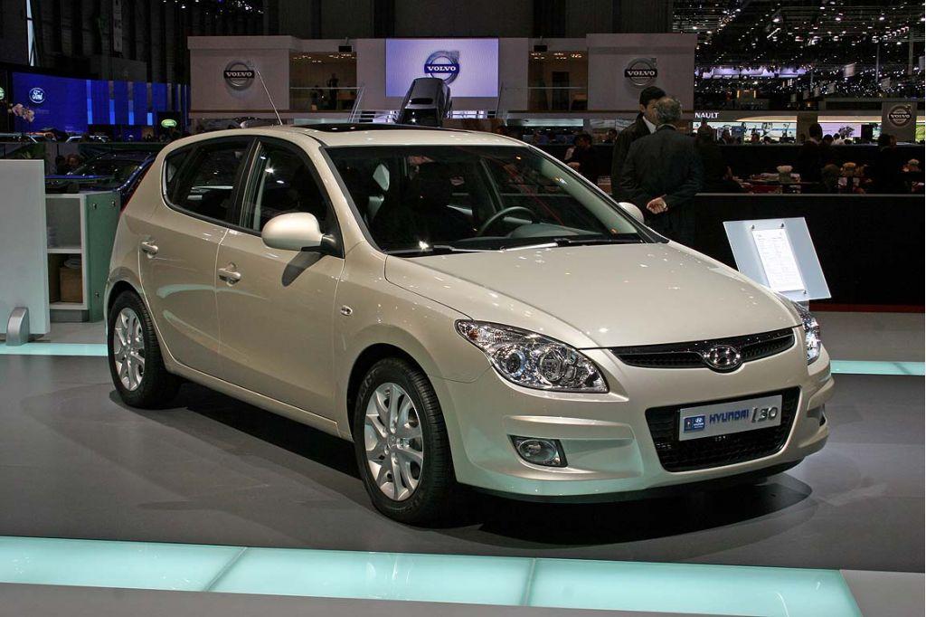 2007 Hyundai i30