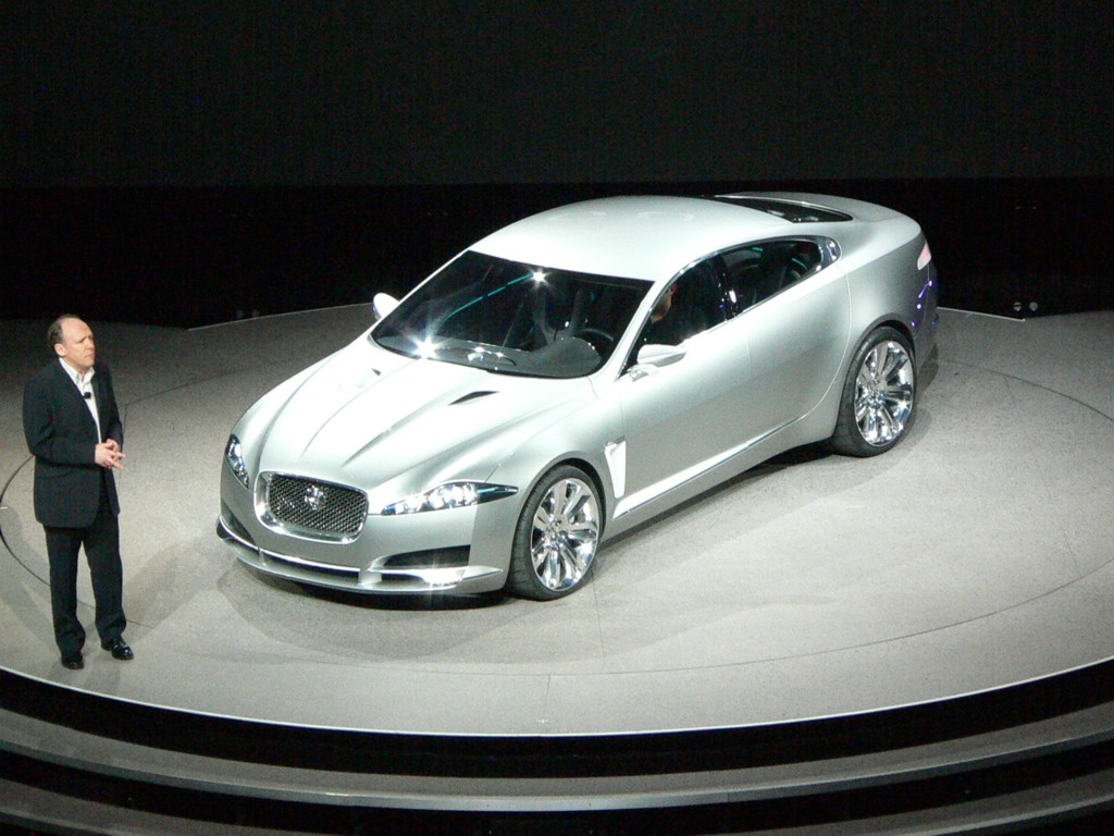 Jaguar, Volvo Give Glimpse at Future