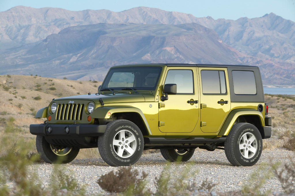Responding To Pressure, Chrysler Posts Advice On 'Jeep Death Wobble'
