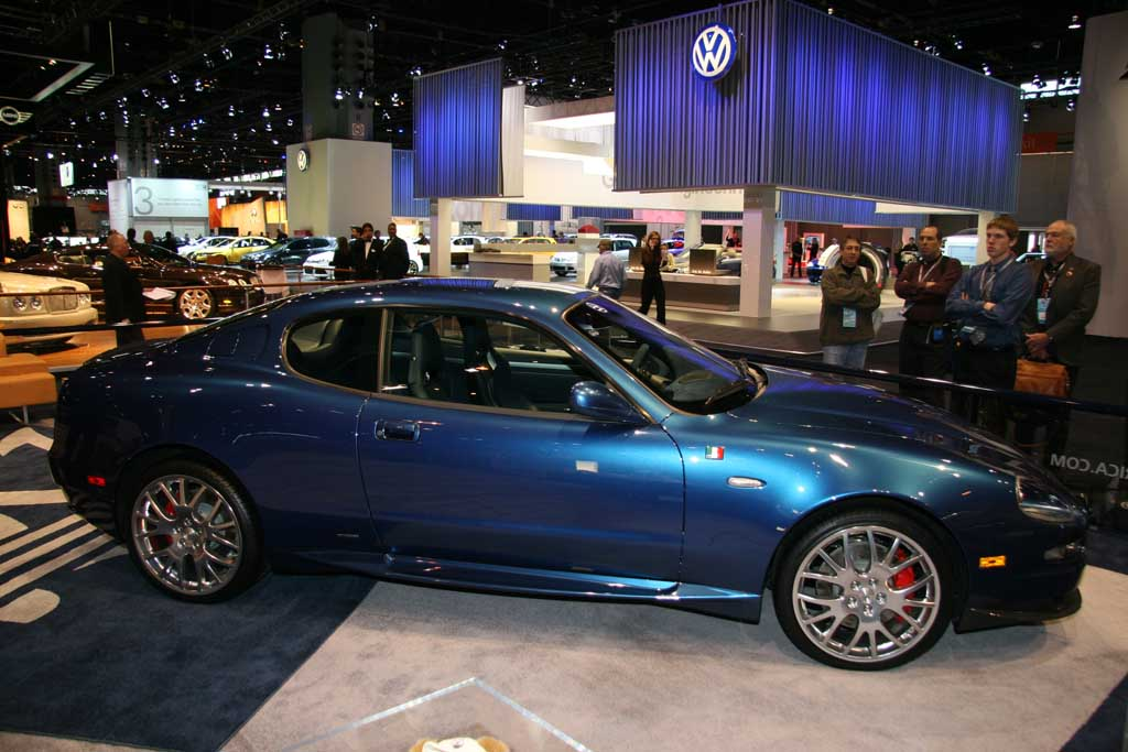 Chrysler Jeep Denver 2007 Maserati GranSport Review, Ratings, Specs, Prices ...