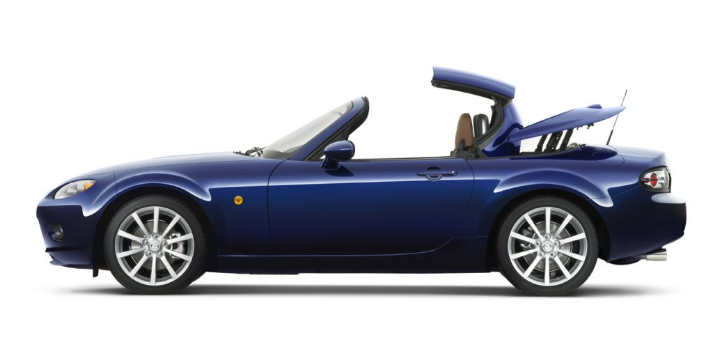2007 Mazda MX-5 Power Retractable Hard Top