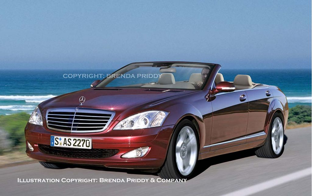 Image gallery 2007 mercedes convertible for Used mercedes benz clk convertibles for sale