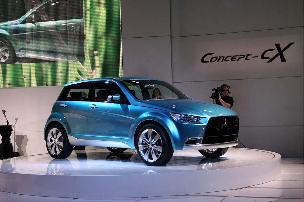 2007 Mitsubishi cX Concept