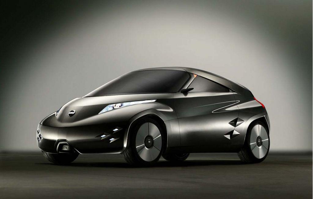 2007 Nissan Mixim Concept