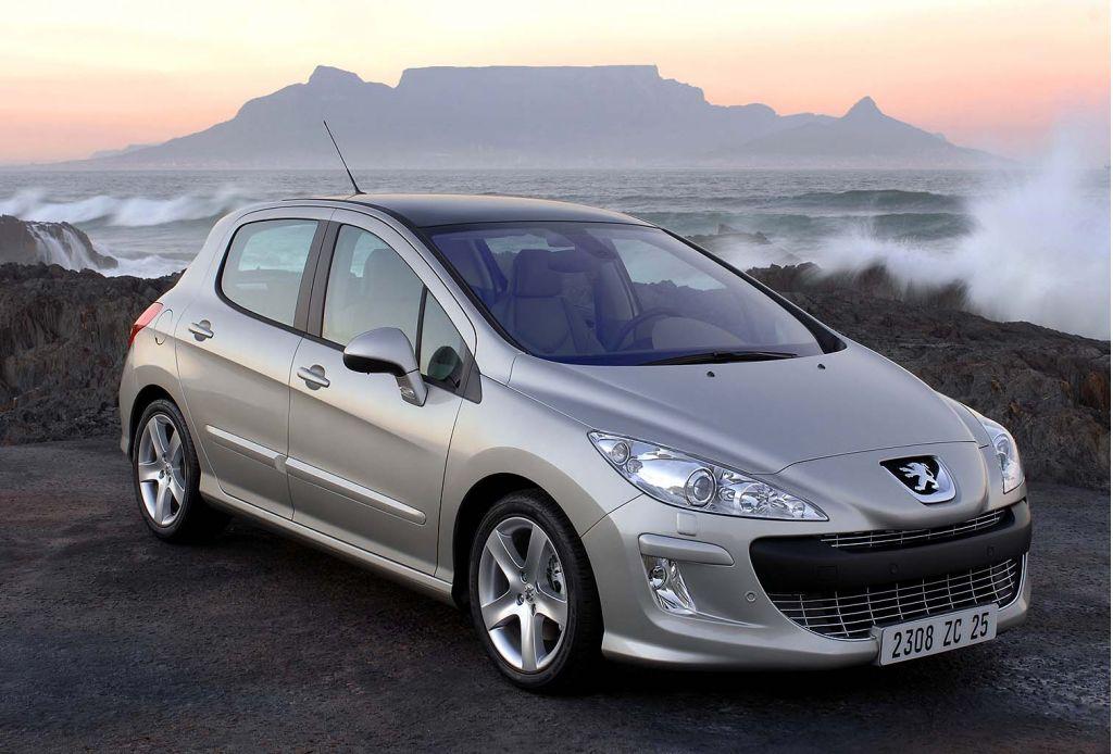 2007 Peugeot 308