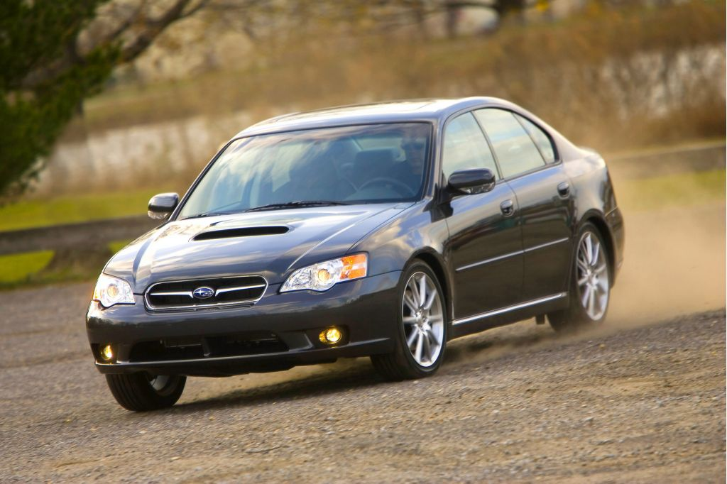 2007 Subaru Legacy 2.5 GT spec.B