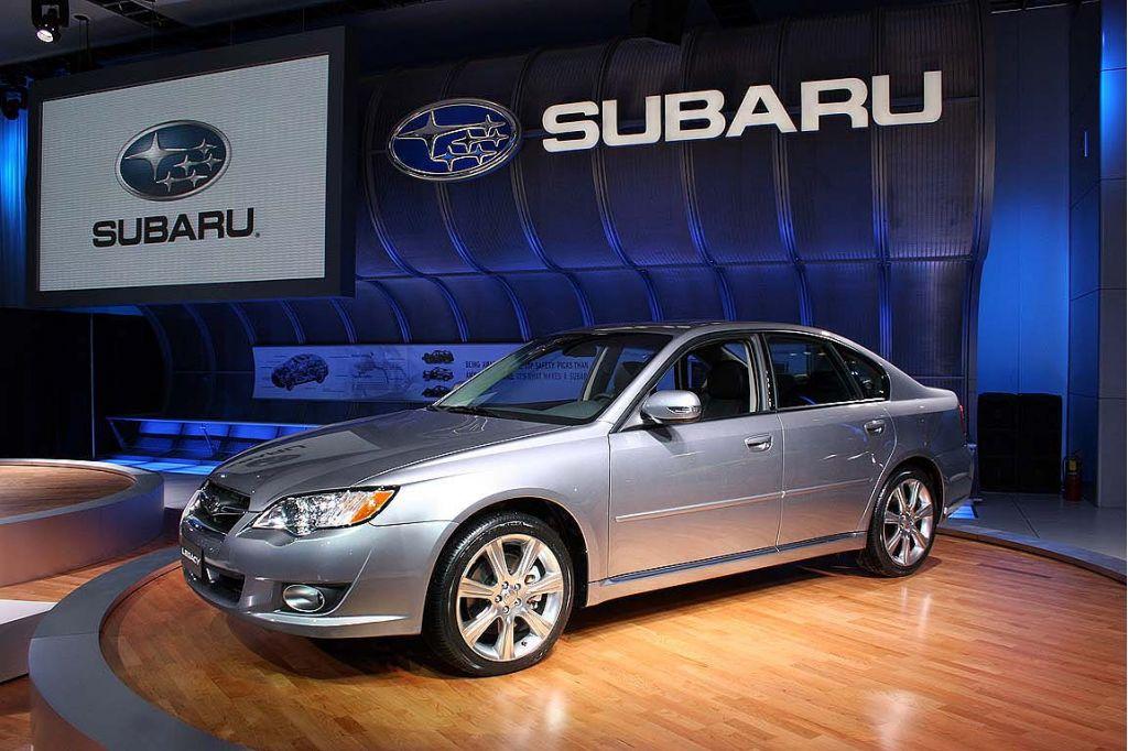2007 Subaru Legacy 3.0 R Limited
