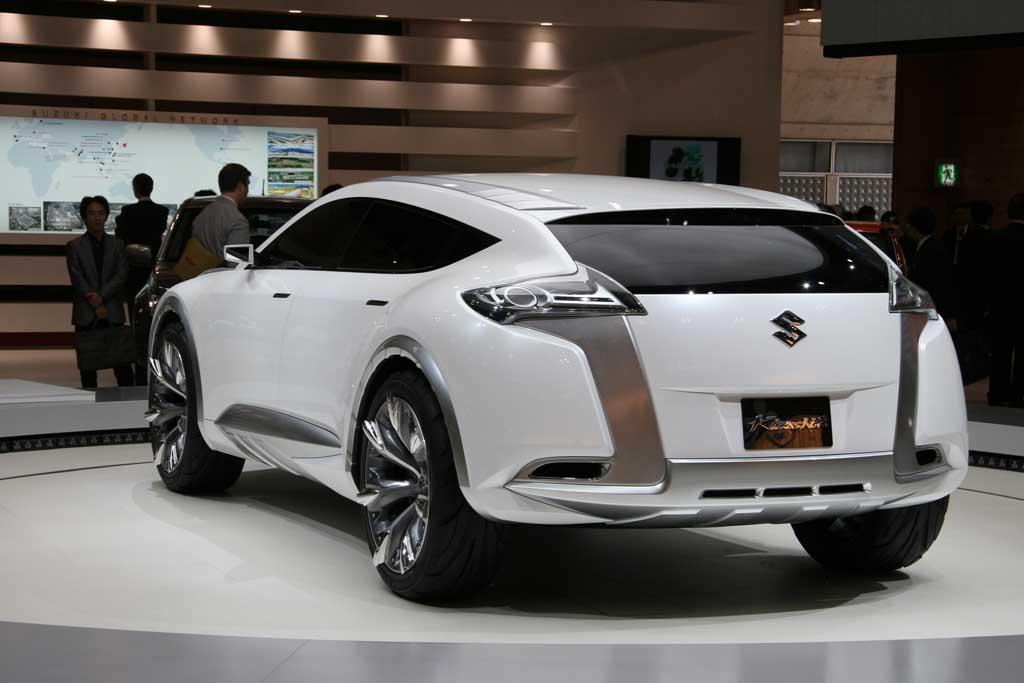2007 Suzuki Kizashi 2 Concept