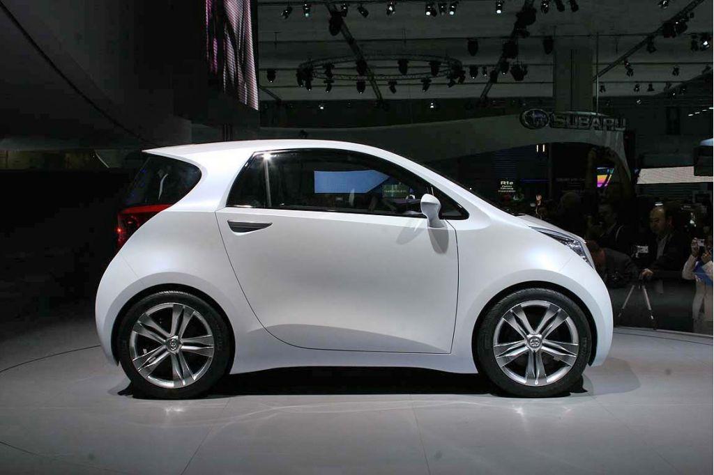 Hyundai To Produce Toyota Iq Rival
