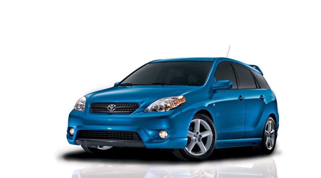 2007 Toyota Matrix M-Theory