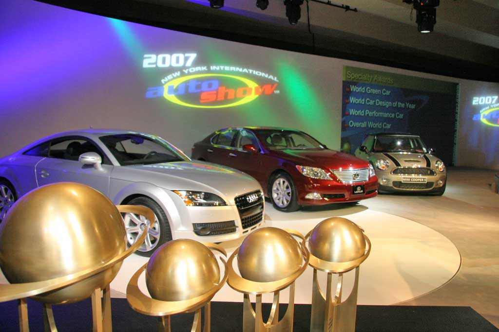 2007 world Car of the year