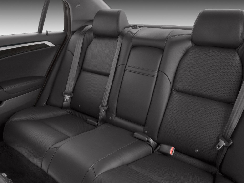 image 2008 acura tl 4 door sedan auto rear seats size. Black Bedroom Furniture Sets. Home Design Ideas