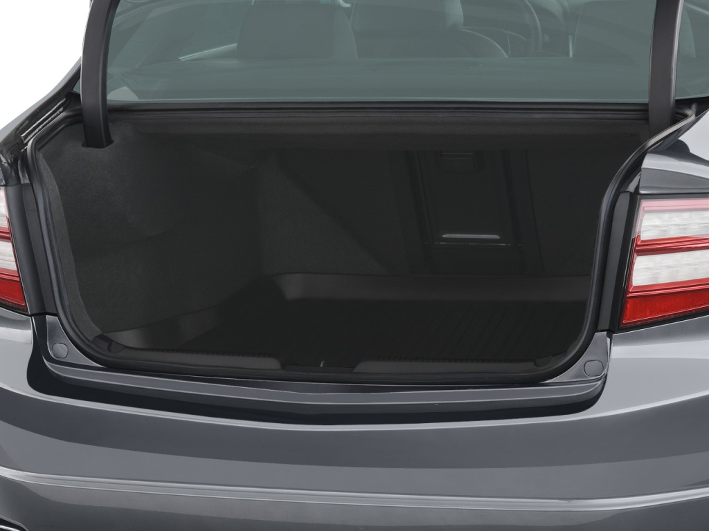 Acura Tl Door Sedan Auto Trunk L