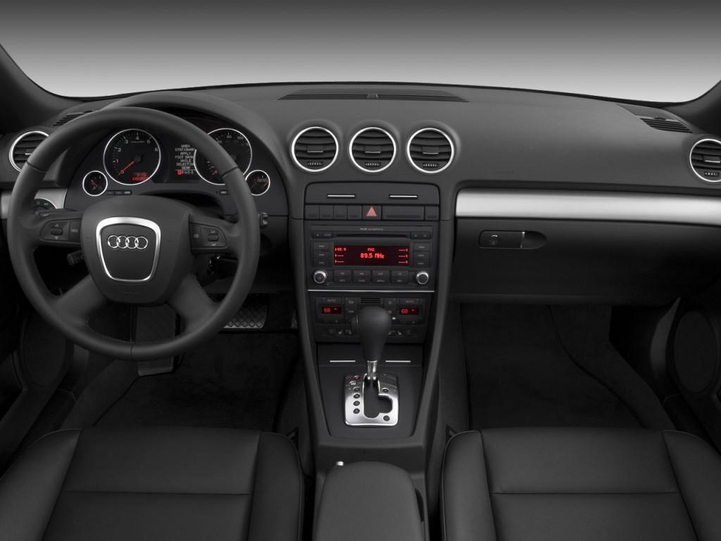 2008 Audi A4 Interior Custom Web Designcouk