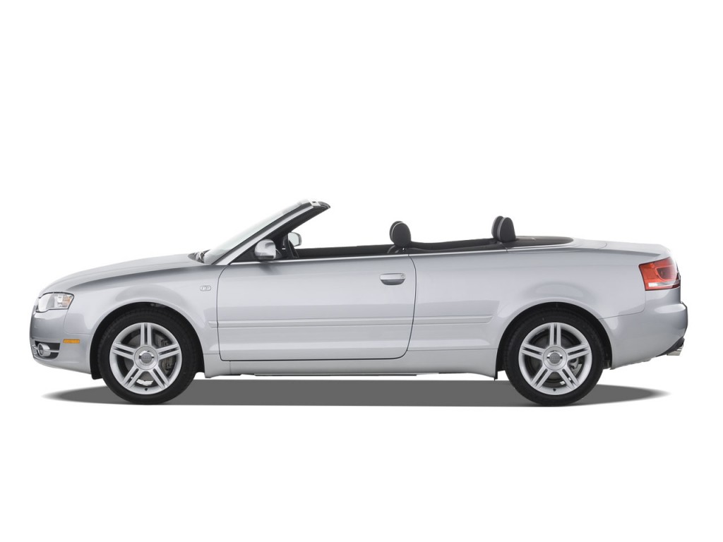 image 2008 audi a4 2 door cabriolet auto 2 0t quattro. Black Bedroom Furniture Sets. Home Design Ideas