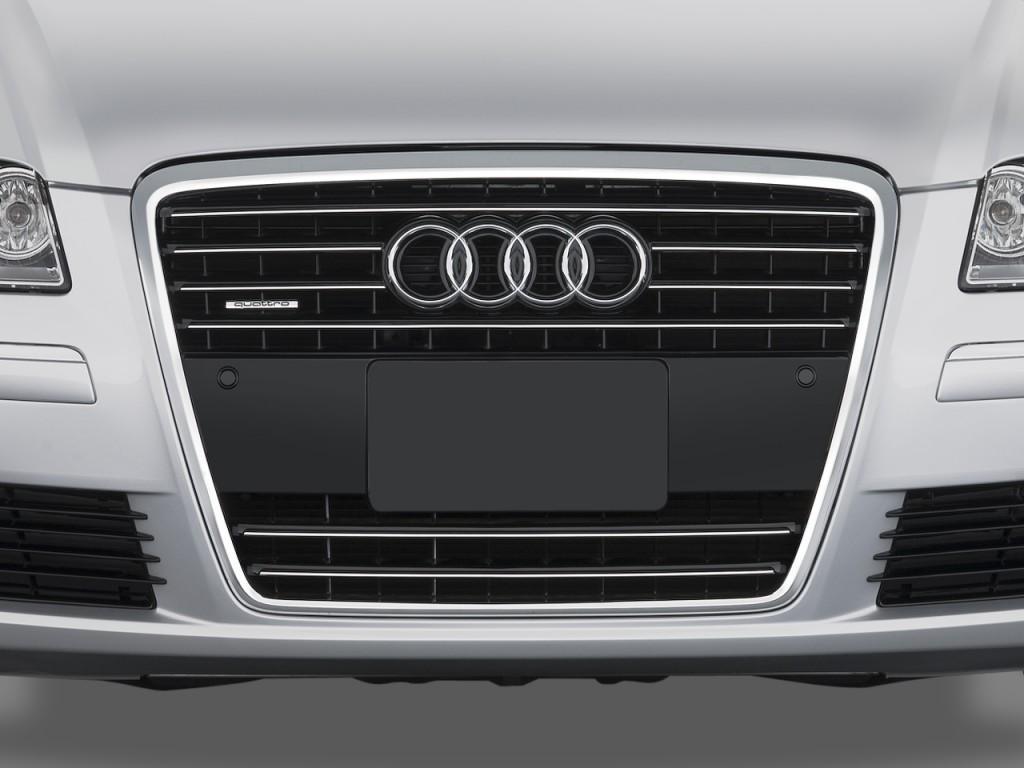 Image 2008 Audi A8 4 Door Sedan Grille Size 1024 X 768