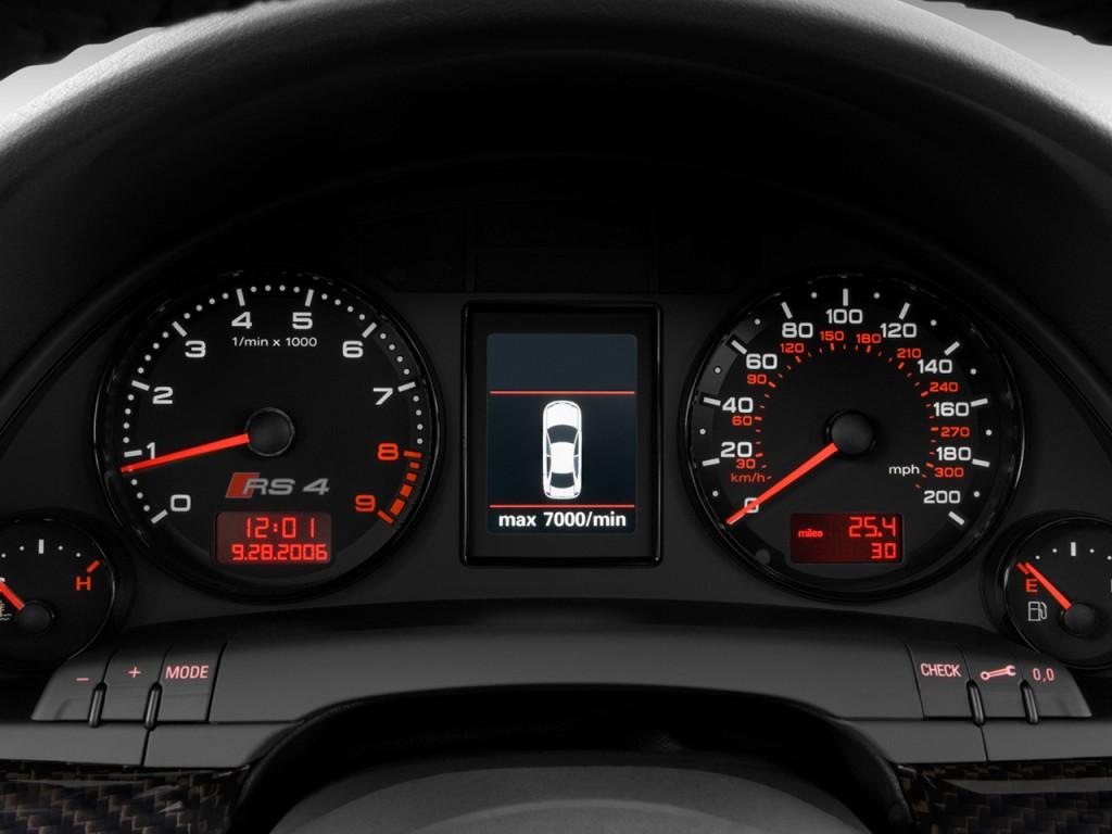 2008 Audi Tt Instrument Cluster Upcomingcarshq Com