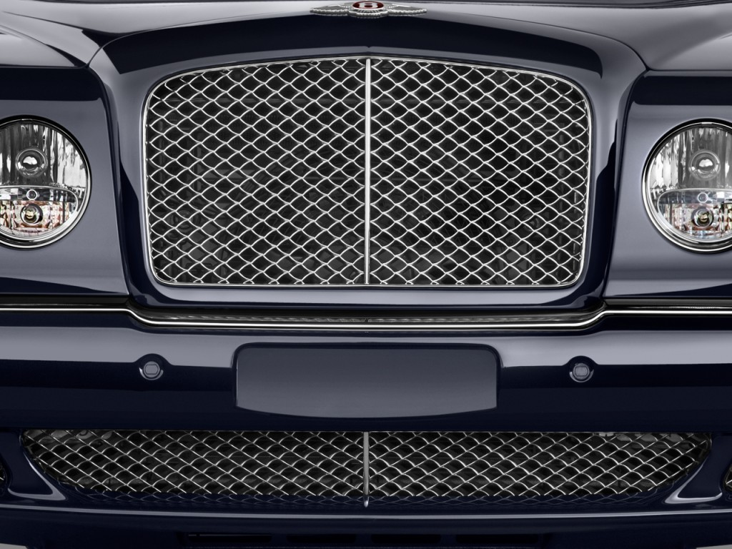 Image 2008 Bentley Arnage 4 Door Sedan R Grille Size