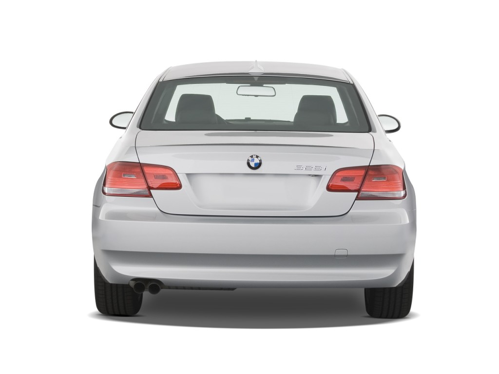 image 2008 bmw 3 series 2 door coupe 328i rwd rear exterior view size 1024 x 768 type gif. Black Bedroom Furniture Sets. Home Design Ideas