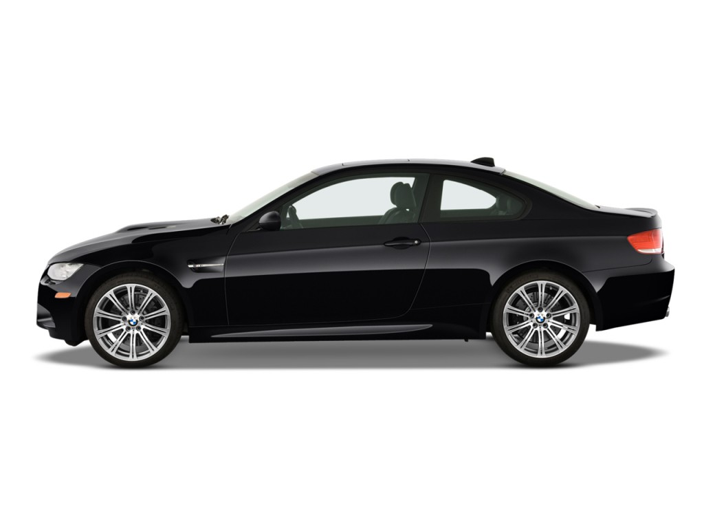 Image: 2008 BMW 3-Series 2-door Coupe M3 Side Exterior ...