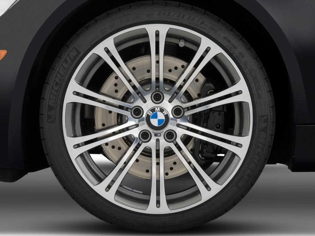 Image: 2008 BMW 3-Series 2-door Coupe M3 Wheel Cap, size ...