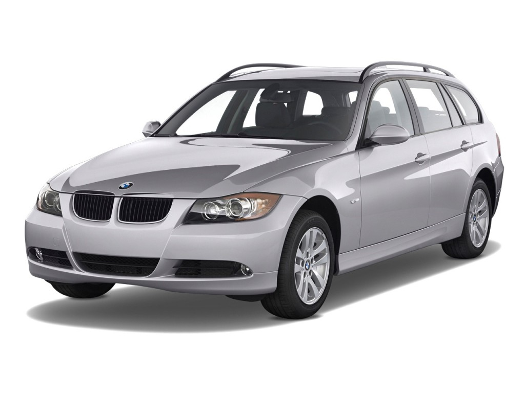 image 2008 bmw 3 series 4 door sports wagon 328i rwd angular front exterior view size 1024 x. Black Bedroom Furniture Sets. Home Design Ideas