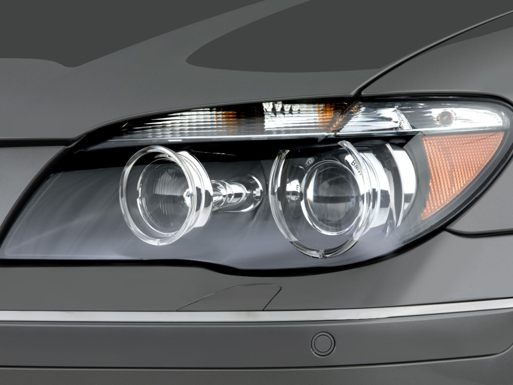 Image 2008 Bmw 7 Series 4 Door Sedan 750i Headlight Size 1024 X 768 Type Gif Posted On