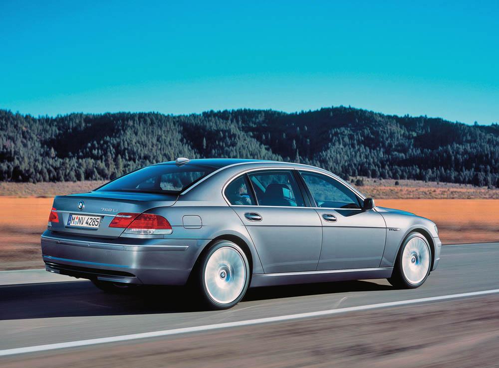 2008 BMW 760Li