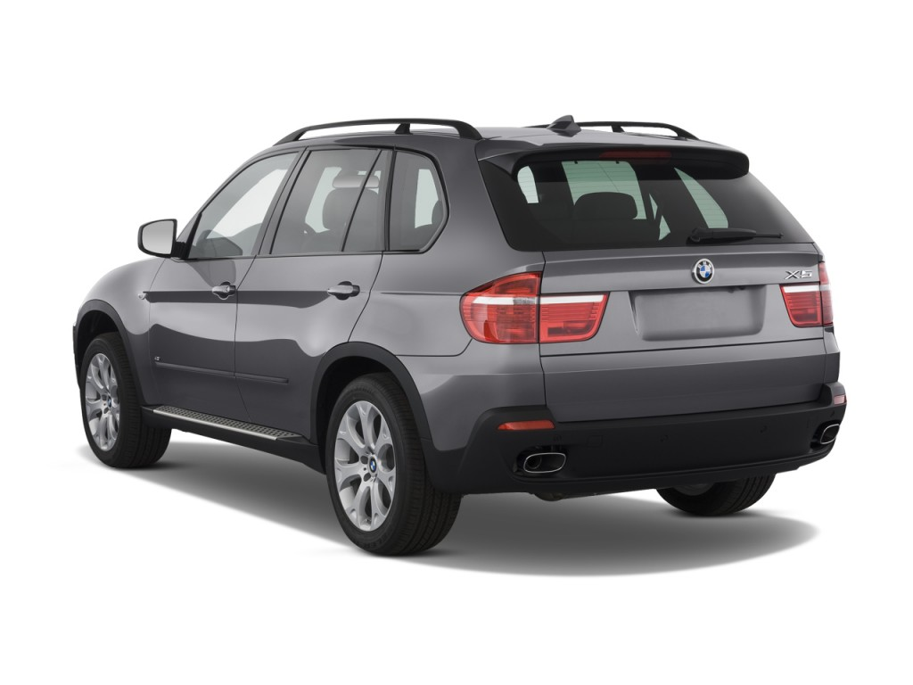 image 2008 bmw x5 series awd 4 door angular rear exterior view size 1024 x 768 type. Black Bedroom Furniture Sets. Home Design Ideas
