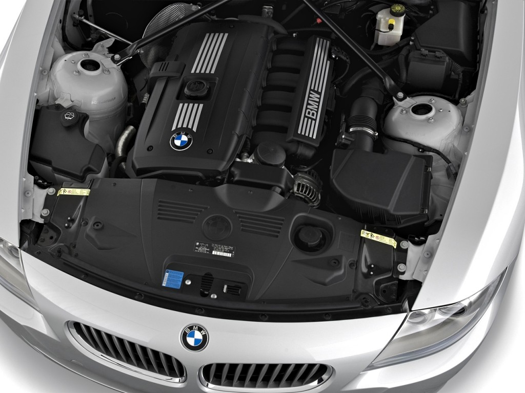 Image 2008 Bmw Z4 Series 2 Door Coupe 3 0si Engine Size