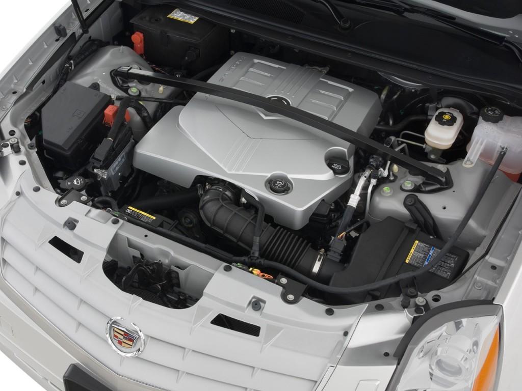 Image 2008 Cadillac Srx Rwd 4 Door V6 Engine Size 1024