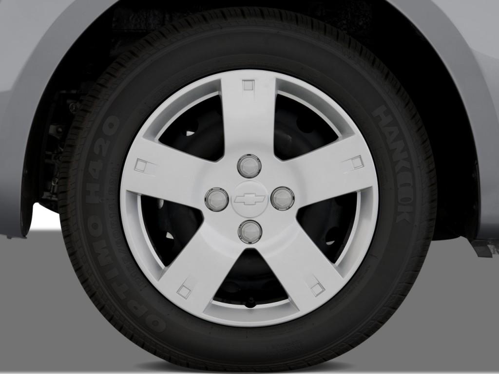 image 2008 chevrolet aveo 4 door sedan ls wheel cap size 1024 x 768 type gif posted on. Black Bedroom Furniture Sets. Home Design Ideas