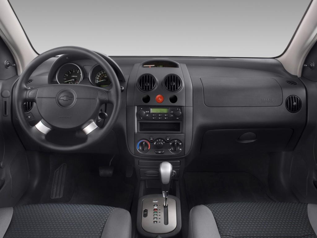 Chevrolet Aveo Dr Hb Ls Dashboard L