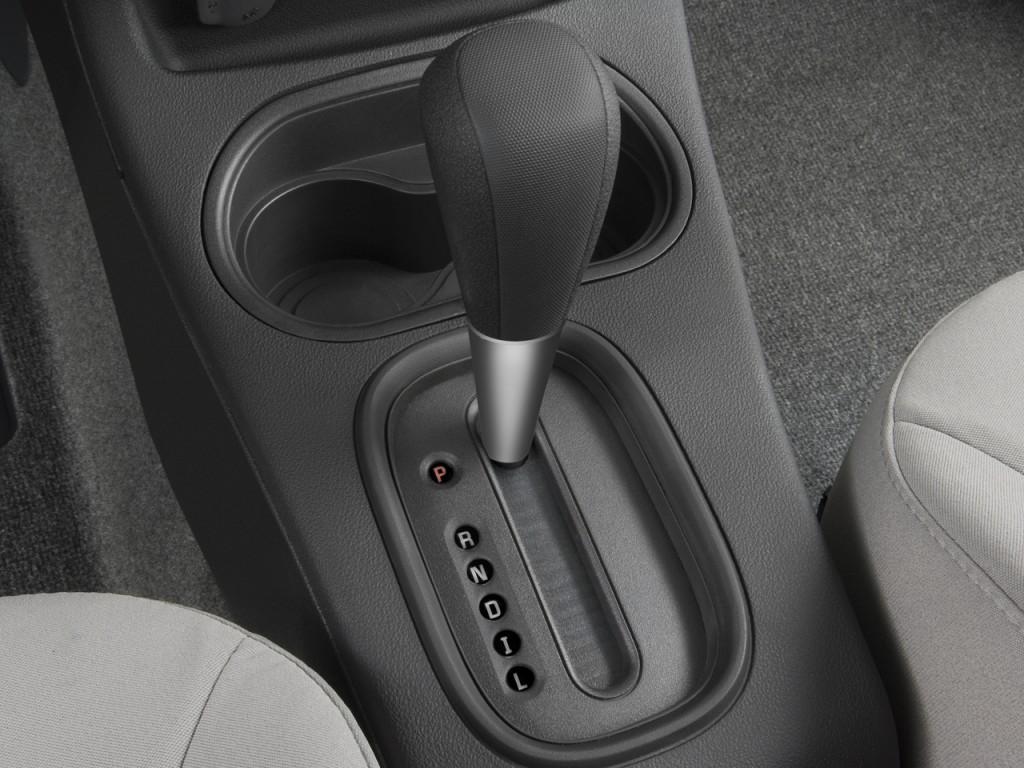 Image: 2008 Chevrolet Cobalt 2-door Coupe LS Gear Shift ...