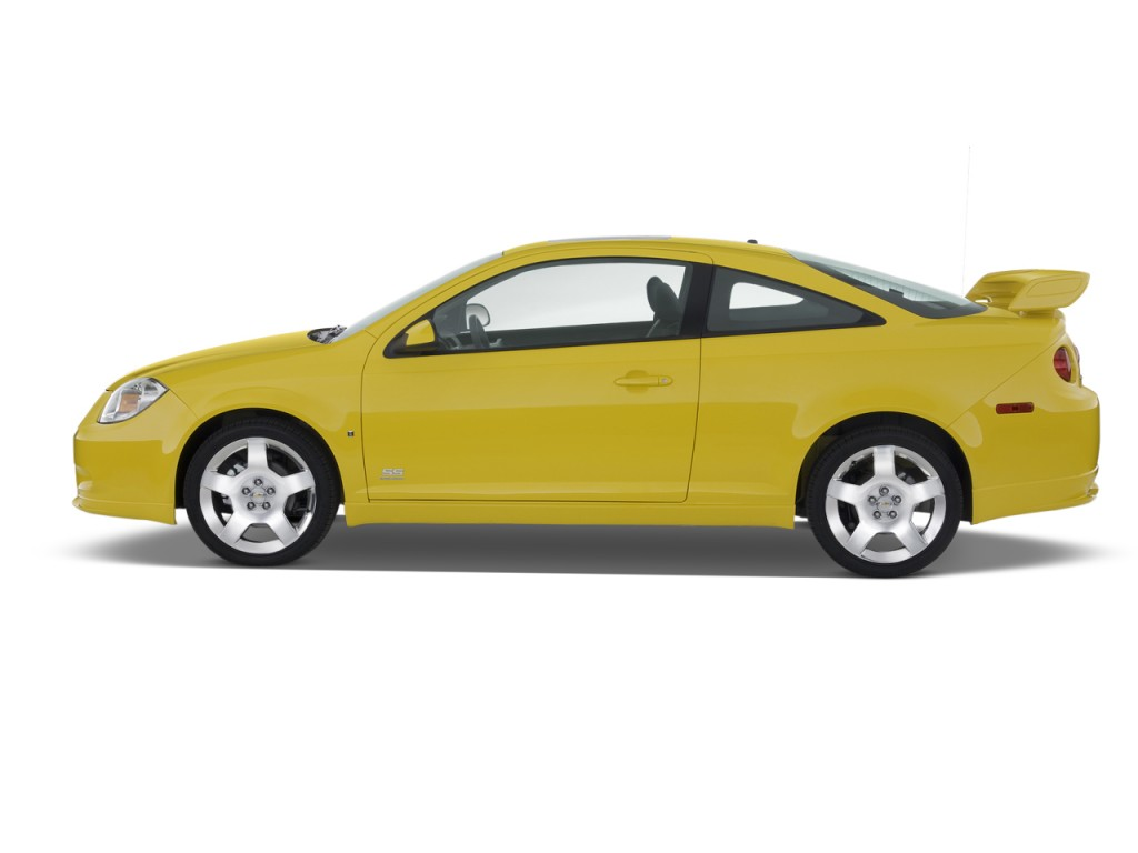 image 2008 chevrolet cobalt 2 door coupe ss side exterior view size 1024 x 768 type gif. Black Bedroom Furniture Sets. Home Design Ideas