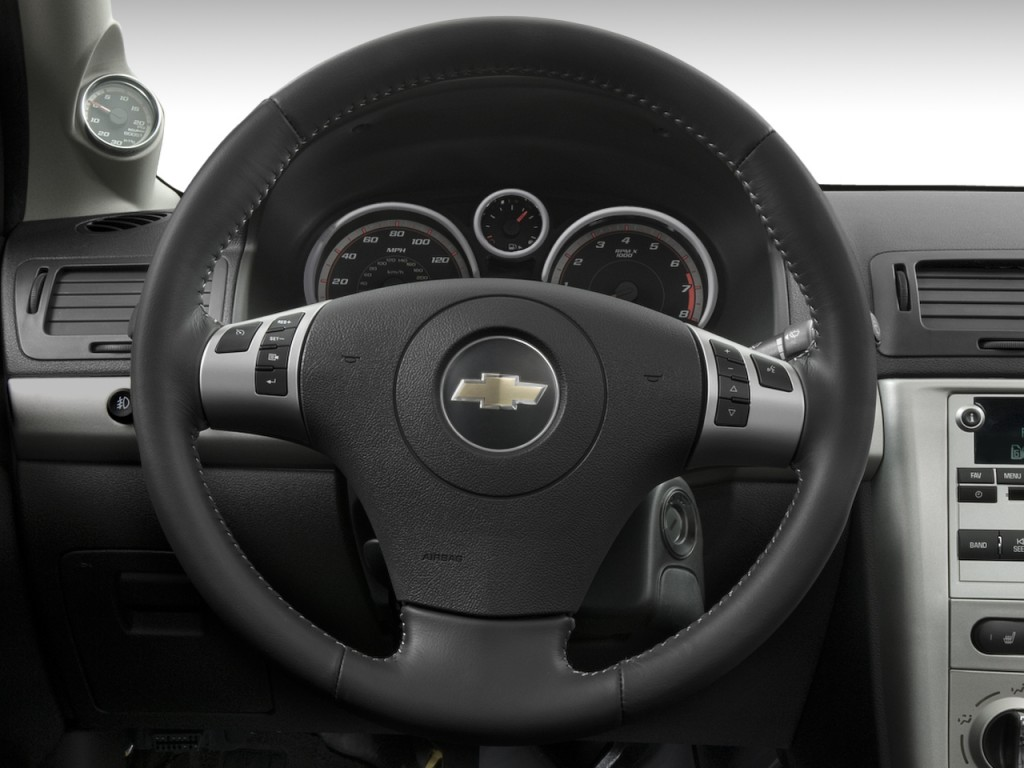 image 2008 chevrolet cobalt 2 door coupe ss steering. Black Bedroom Furniture Sets. Home Design Ideas
