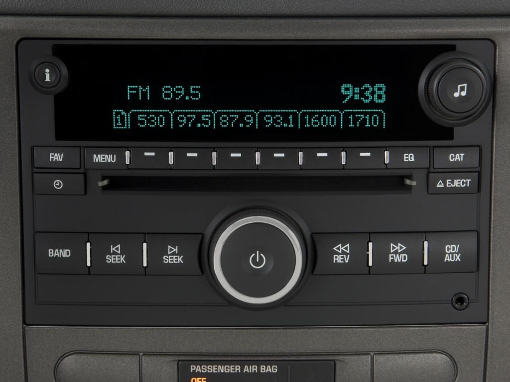 Chevrolet Cobalt Door Sedan Ls Audio System L on Chevy Lumina Van