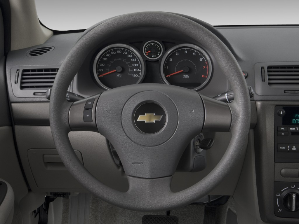 image 2008 chevrolet cobalt 4 door sedan ls steering wheel size 1024 x 768 type gif posted. Black Bedroom Furniture Sets. Home Design Ideas