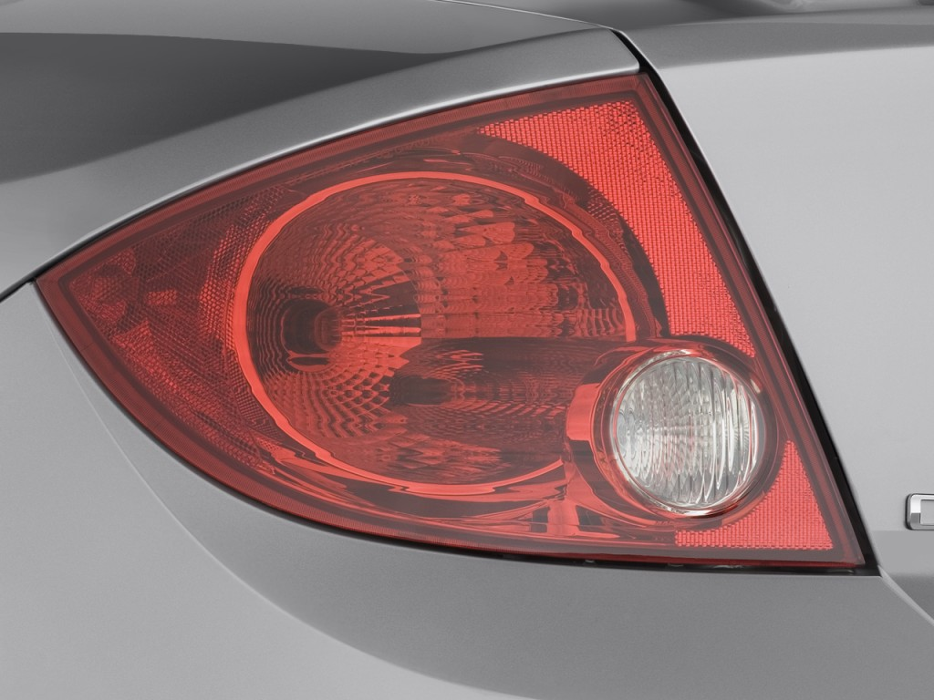 Image: 2008 Chevrolet Cobalt 4-door Sedan LS Tail Light, size: 1024 x ...