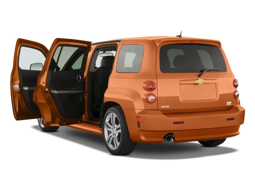 Image: 2008 Chevrolet HHR FWD 4-door SS Open Doors, size ...