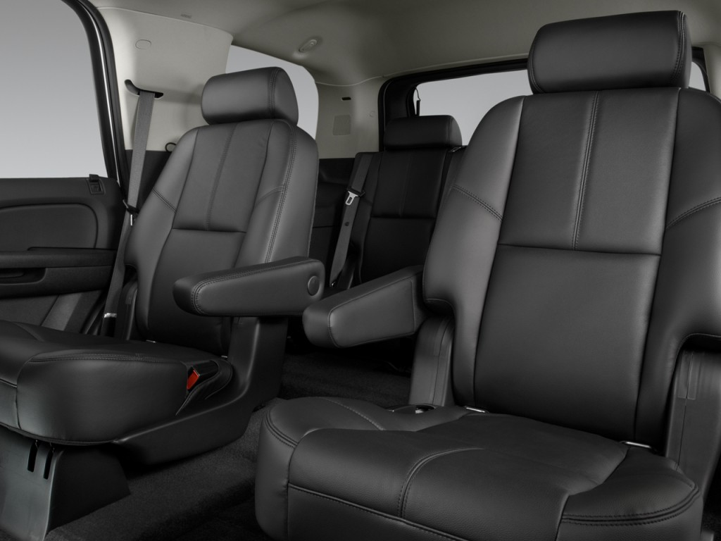 Image 2008 Chevrolet Tahoe 2wd 4 Door 1500 Ltz Rear Seats Size 1024 X 768 Type Gif Posted