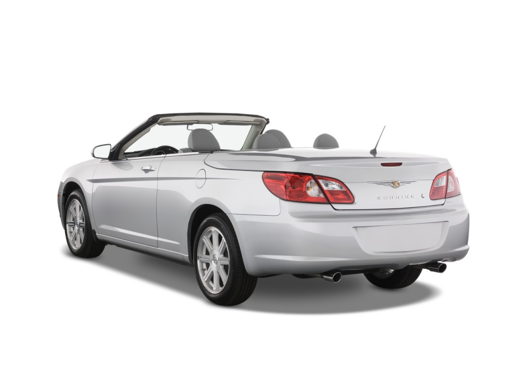 image 2008 chrysler sebring 2 door convertible limited. Black Bedroom Furniture Sets. Home Design Ideas