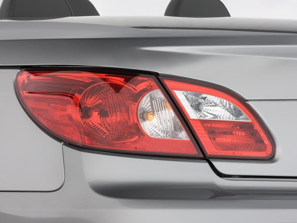 Image 2008 Chrysler Sebring 2 Door Convertible Limited