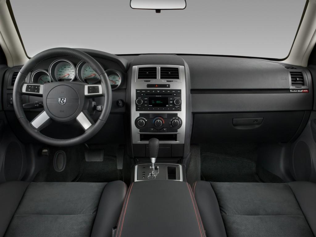 Image 2008 Dodge Charger 4 Door Sedan Srt8 Rwd Dashboard