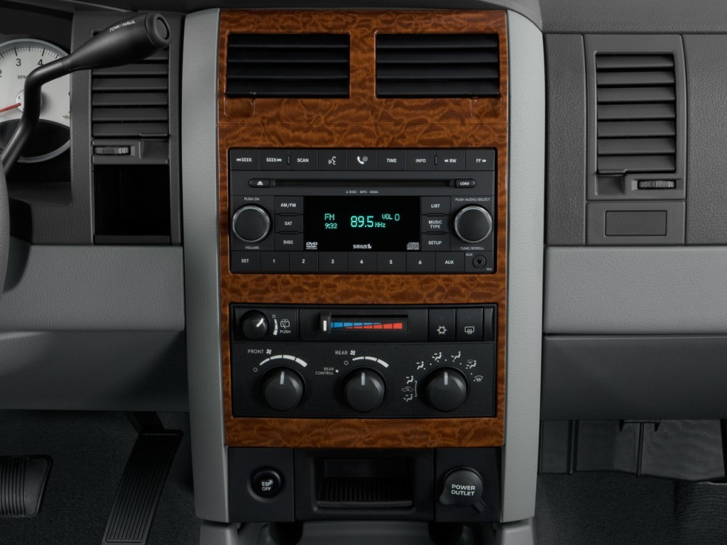 Dodge Durango Wd Door Slt Instrument Panel L