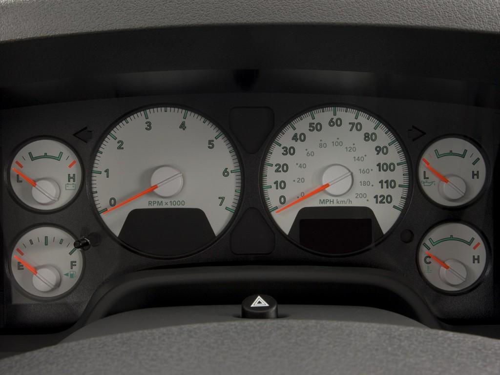 Image 2008 Dodge Ram 1500 2wd Reg Cab 120 5 Quot Slt