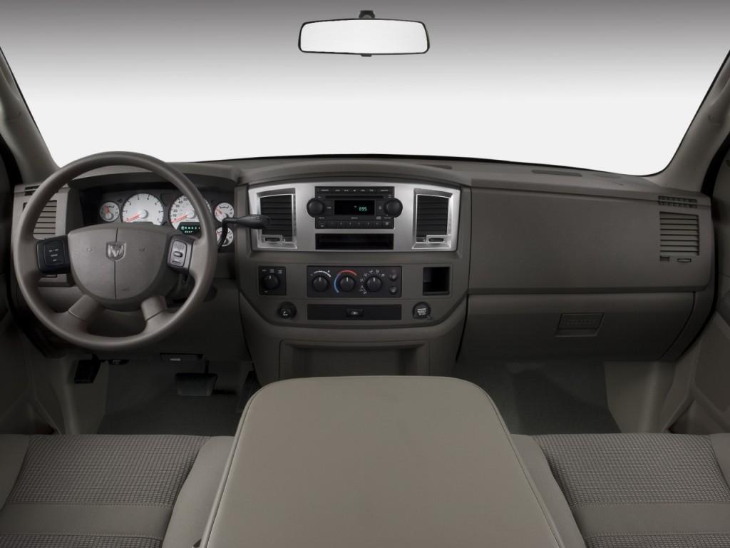 Image Gallery 2008 Ram 1500 Interior